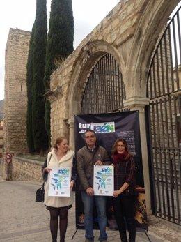 Presentación de 'Jaén capital, destino accesible'