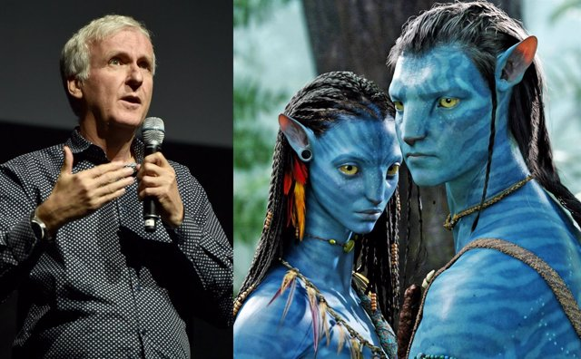 James Cameron y Avatar