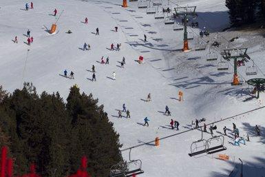 La Molina inicia la temporada d'hivern aquest dijous en el seu 75è aniversari (FGC / ORIOL MOLAS)