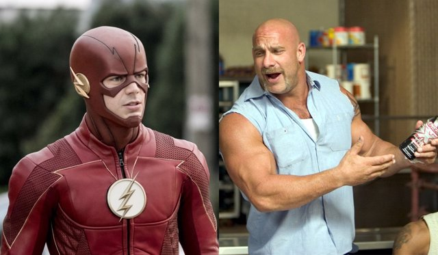 'The Flash' Y Bill Goldberg