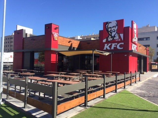 KFC en Sevilla