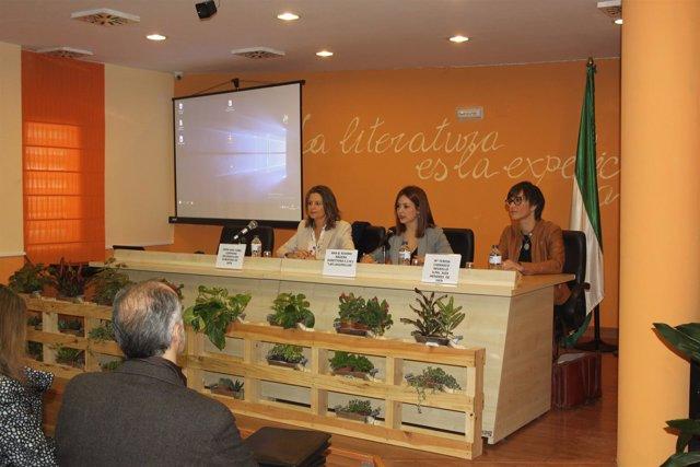 Inauguración de las primeras jornadas 'Hacia un nuevo camino'.