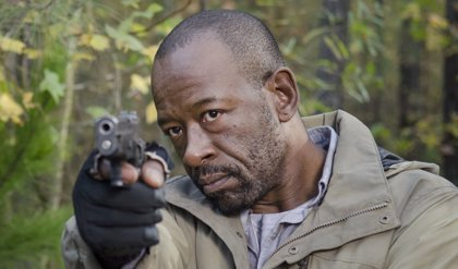 Así fue el primer día de Lennie James (Morgan) en Fear the Walking Dead