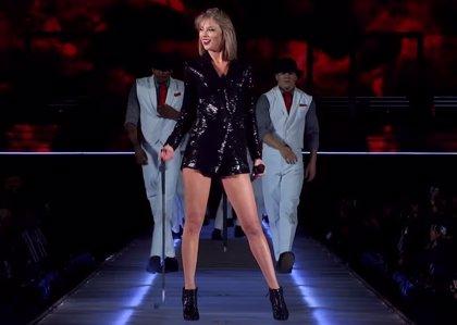 Taylor Swift amplía con más fechas su Reputation Tour 2018