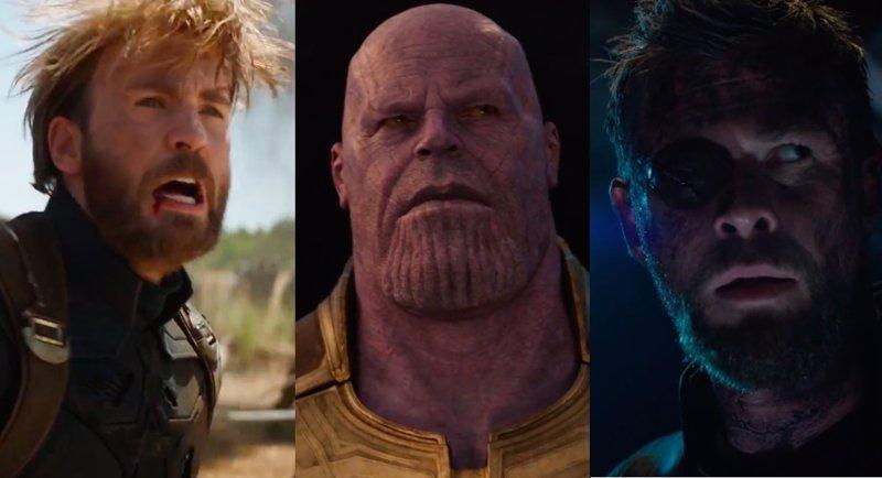 Los 14 momentos más épicos del tráiler de Vengadores: Infinity War