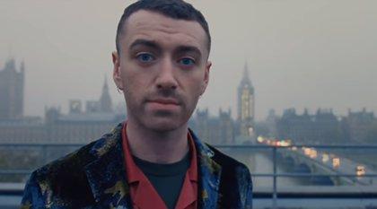 Sam Smith se sincera mirándonos a los ojos en su nuevo videoclip: One last song