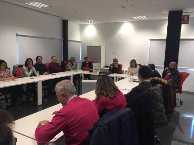 Jornada sobre el proyecto 'Andalucía, tus raíces'.