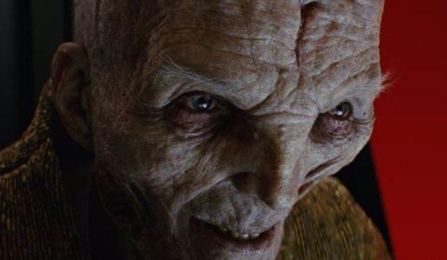 Andy Serkis en 'Star Wars: Los últimos Jedi'