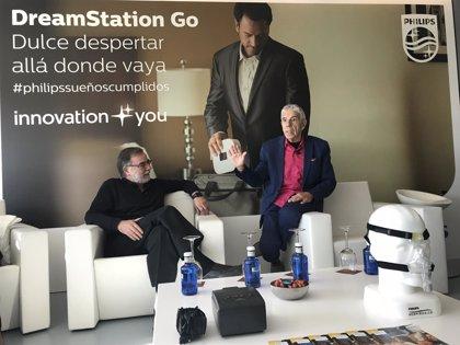 Philips lanza 'DreamStation Go' un dispositivo portátil y automático de presión continua para apneas del sueño