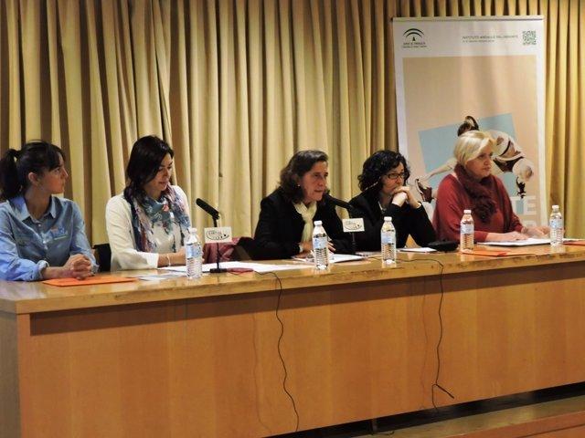Presentación de manifiesto en defensa de la igualdad de género en el deporte