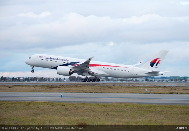 A450-900 de Malaysia Airlines
