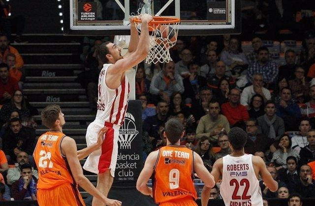 Valencia Basket - Olympiacos