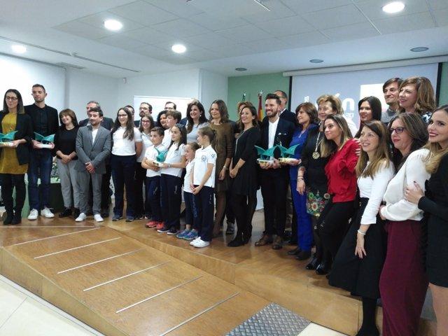 Premios Jaén Joven 2017 del IAJ