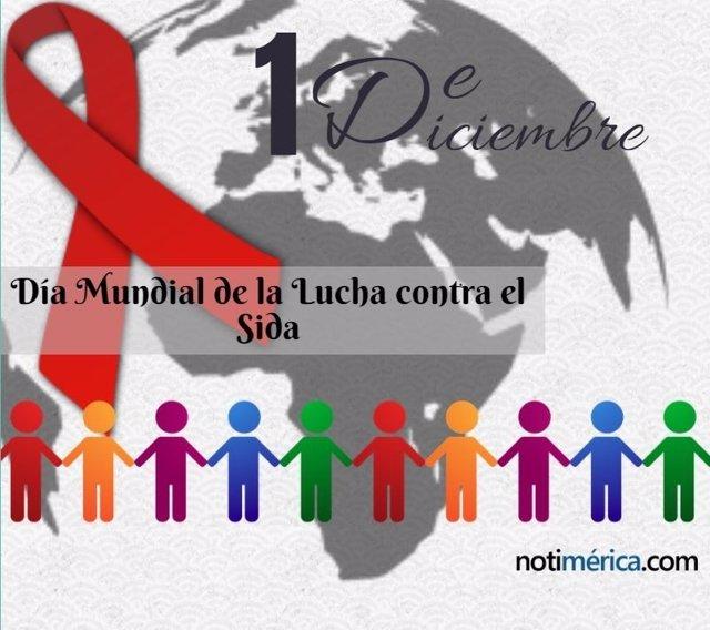 Resultado de imagen de Dia Mundia contra el SIDA