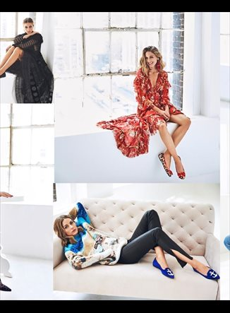 Los zapatos preferidos de Olivia Palermo a tu alcance: su nueva colaboración con PrettyBallerinas