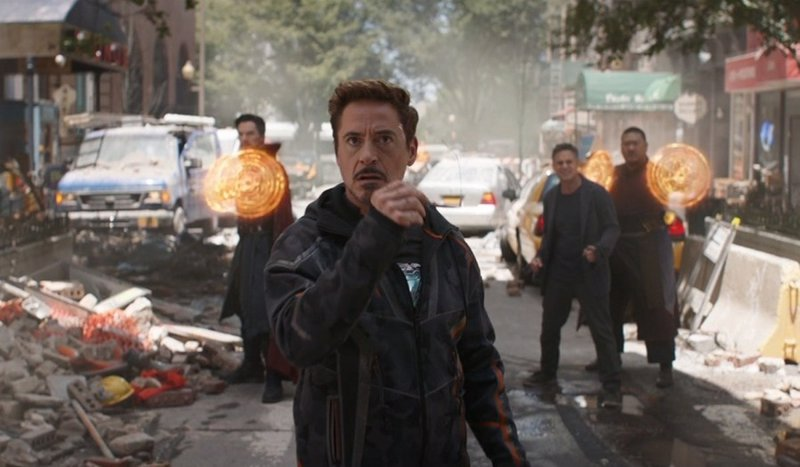 El tráiler de Vengadores: Infinity War ya es el más visto de la historia