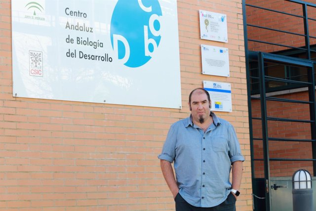 El investigador del CABD José Luis Gómez-Skarmeta