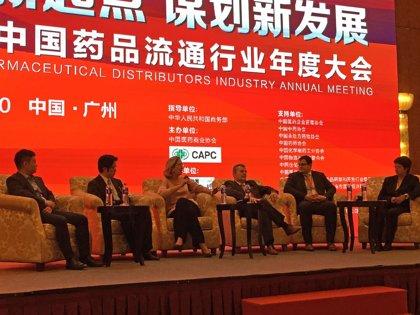 Cofares presenta en China un programa tecnológico para el seguimiento del cliente en las farmacias