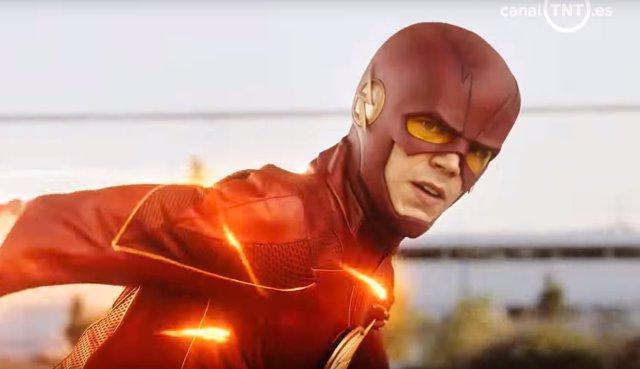 """Un """"renacido"""" The Flash regresa a TNT con su 4ª temporada"""