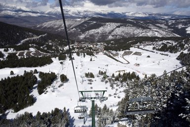 Les estacions de muntanya de FGC obren al públic abans del pont de desembre (LA MOLINA)