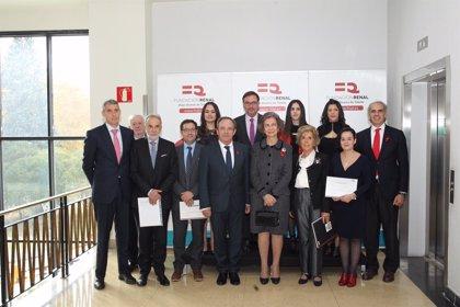 La Reina Sofía entrega un premio a un proyecto del H. 12 de Octubre que podría reducir la mortalidad caridovascular