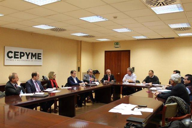 La Mesa Por La Rehabilitación En Aragón Apuesta Por Nuevas Iniciativas Que Fomenten La Recuperación De Edificios