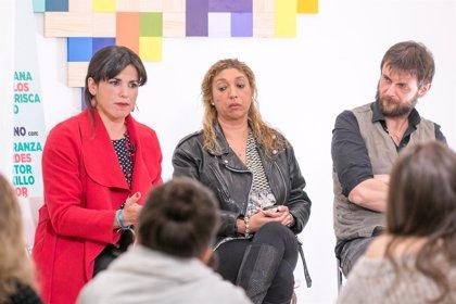 Podemos espera reunir a más de 3.000 asistentes en 'Poderío Andaluz' para conmemorar el 40 aniversario del 4D