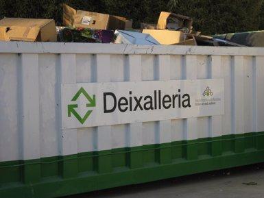 """L'entorn de Barcelona rep ajudes metropolitanes per avançar cap al """"residu zero"""" (AMB)"""