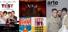 Obras de teatro, musicales y conciertos para disfrutar o...