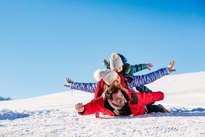 Diversión con frío, actividades que disfrutar con el niño a pesar de las temperaturas