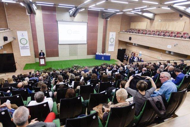 Gala de premios del IV Programas de Rutas y Senderos de Almería