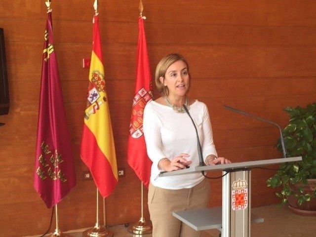 La concejala Conchita Ruiz Caballero