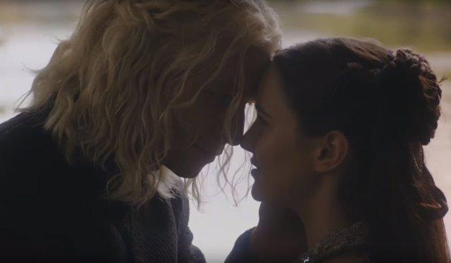 Rhaegar Targaryen en 'Juego de Tronos'