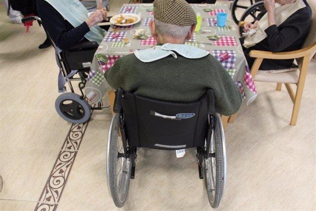 Dependencia, discapacitado