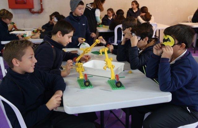 Participantes en la Roborave de Badajoz
