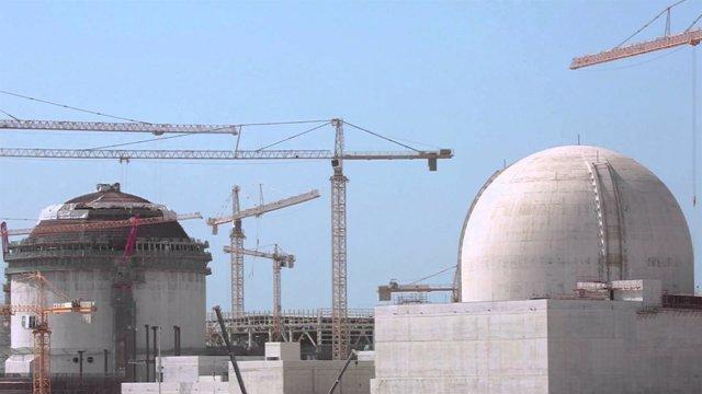 Planta nuclear de Al Barakah (Emiratos Árabes Unidos)