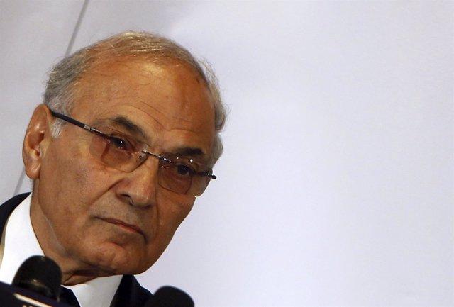 Ahmed Shafiq, candidato a las elecciones presidenciales de 2018 en Egipto