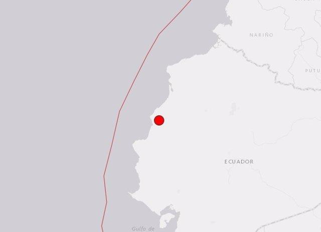 Terremoto Ecuador 3 diciembre 2017