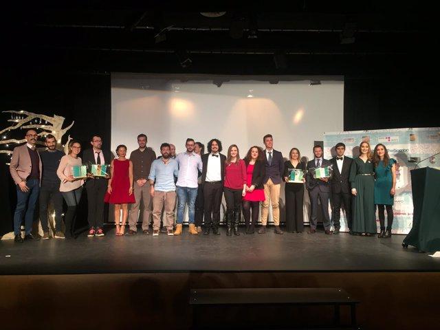Valladolid.- Entrega premiios 'The Biombo'