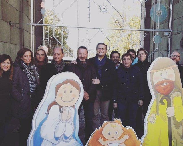 El Grupo Popular en el Ayuntamiento reivindica el Belén
