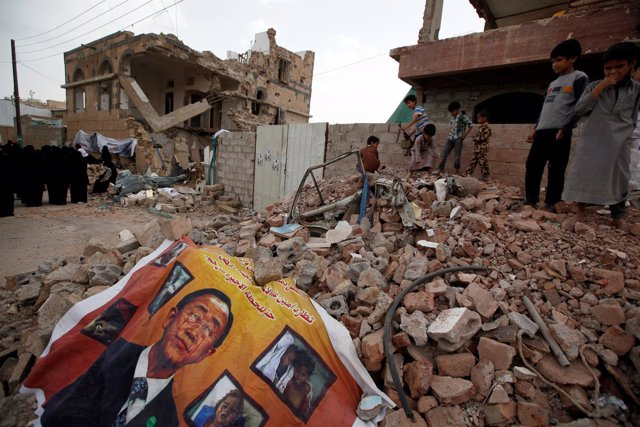 Saná, capital de Yemen - ONU
