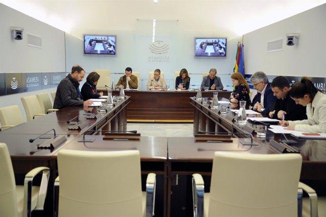 La Junta De Portavoces Ordena El Debate Del Pleno De La Enmienda A La Totalidad