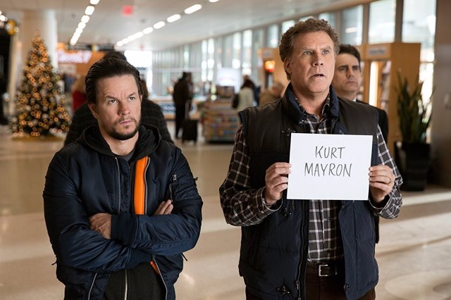 Mark Wahlberg y Will Ferrell