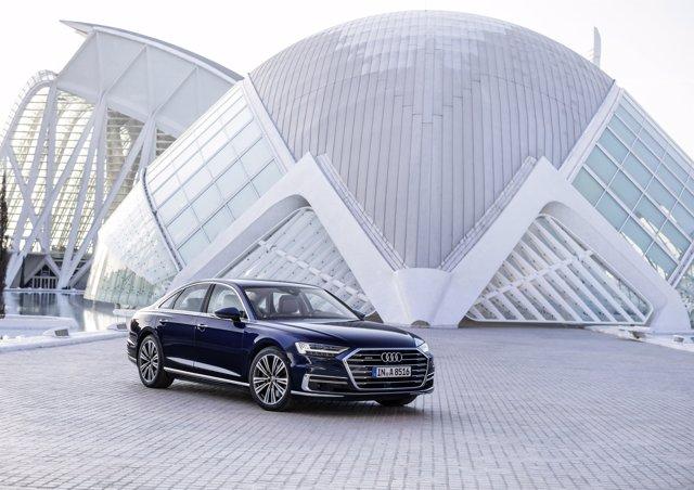 Audi en la conferencia NPIS de Estados Unidos