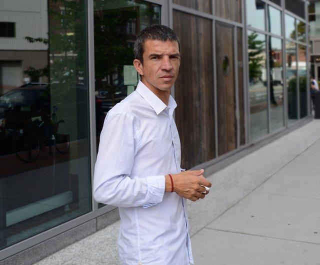 Luís Pallarés, CEO Plyzer