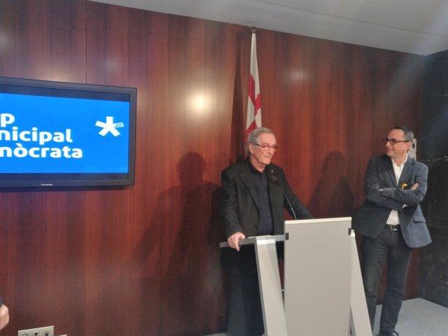 X.Trias, J.Ciurana, grupo Demòcrata (PDeCAT)
