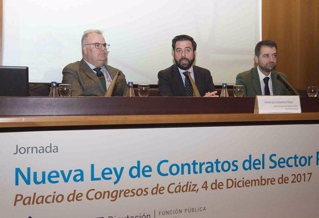 Jornada de Ley de Contratos públicos