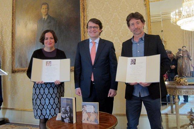 Premios de poesía y novela 'Ciudad de Salamanca.