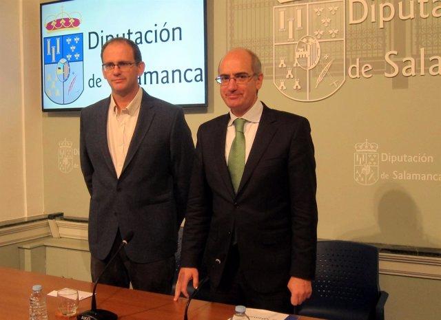 Presentación de los Planes Provinciales de Salamanca.