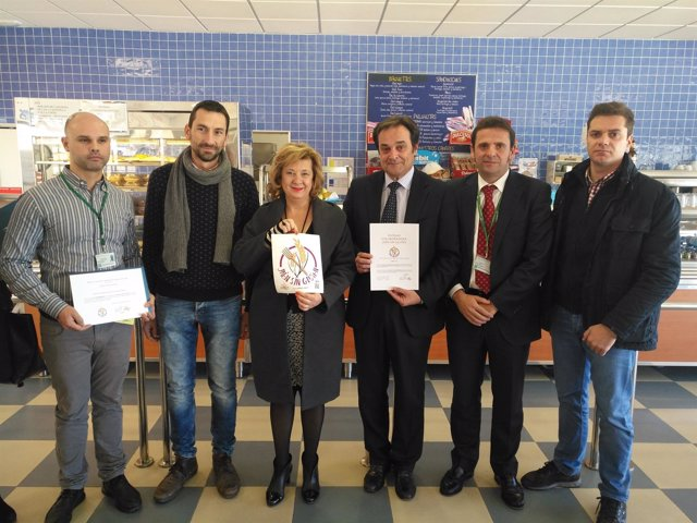 Certificación de Jaén sin gluten